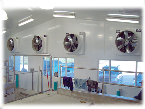 How much is that exhaust ventilation fan costing you for Office ventilation design