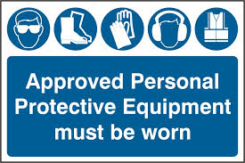 Safety And Health Ppe Personal Protective Equipment