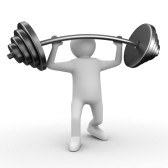 working out and inbound marketing