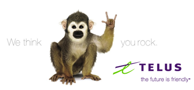 Telus animals