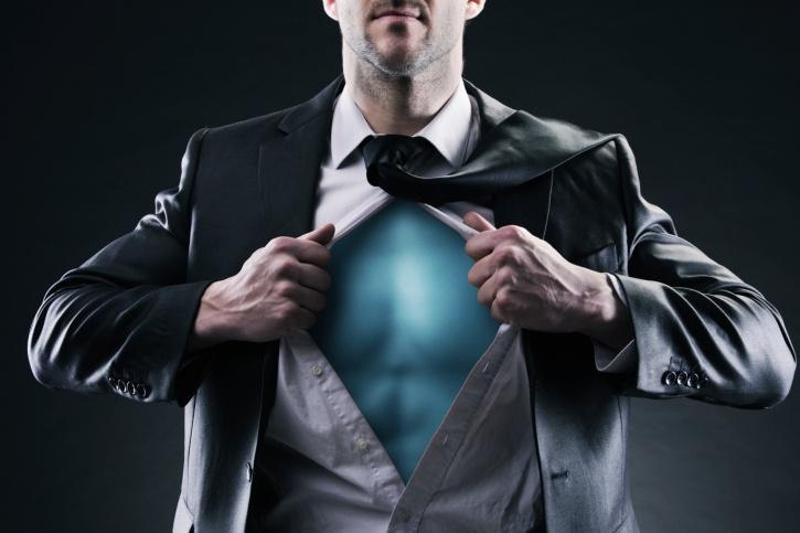 Content marketing superhero