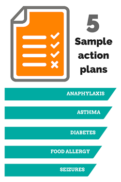 5 action plan templates for schools for Seizure action plan template