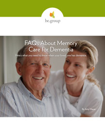 FAQs about Memory Care