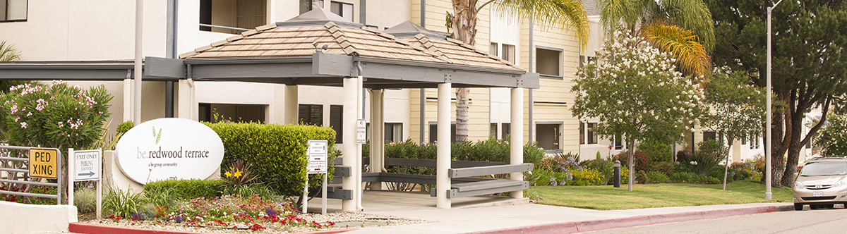 Contact us redwood terrace for Terrace address