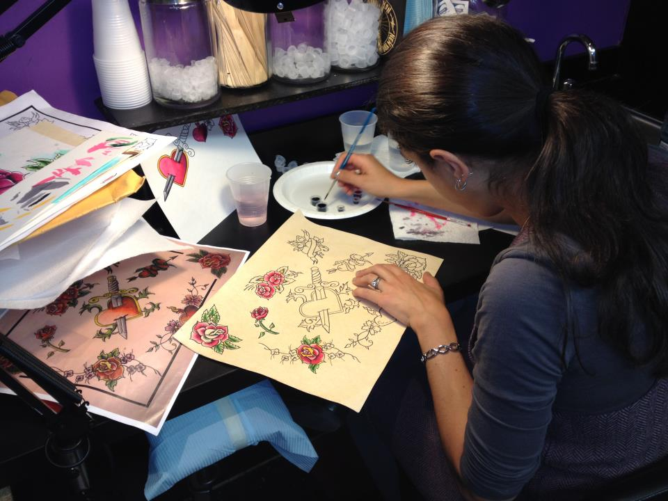 A Tattoo Apprenticeship with A.R.T. Is A Safe College Choice!