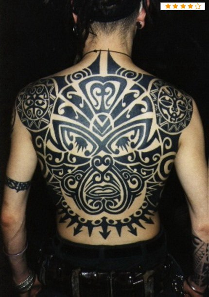 Different Types Of Tribal Tattoos