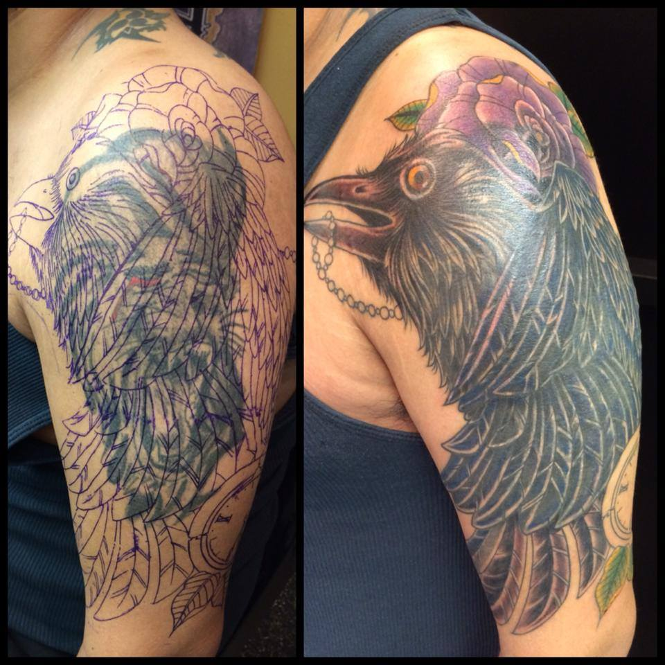 100 cover up tattoo factory las vegas tattoo shops for Tattoo factory prices
