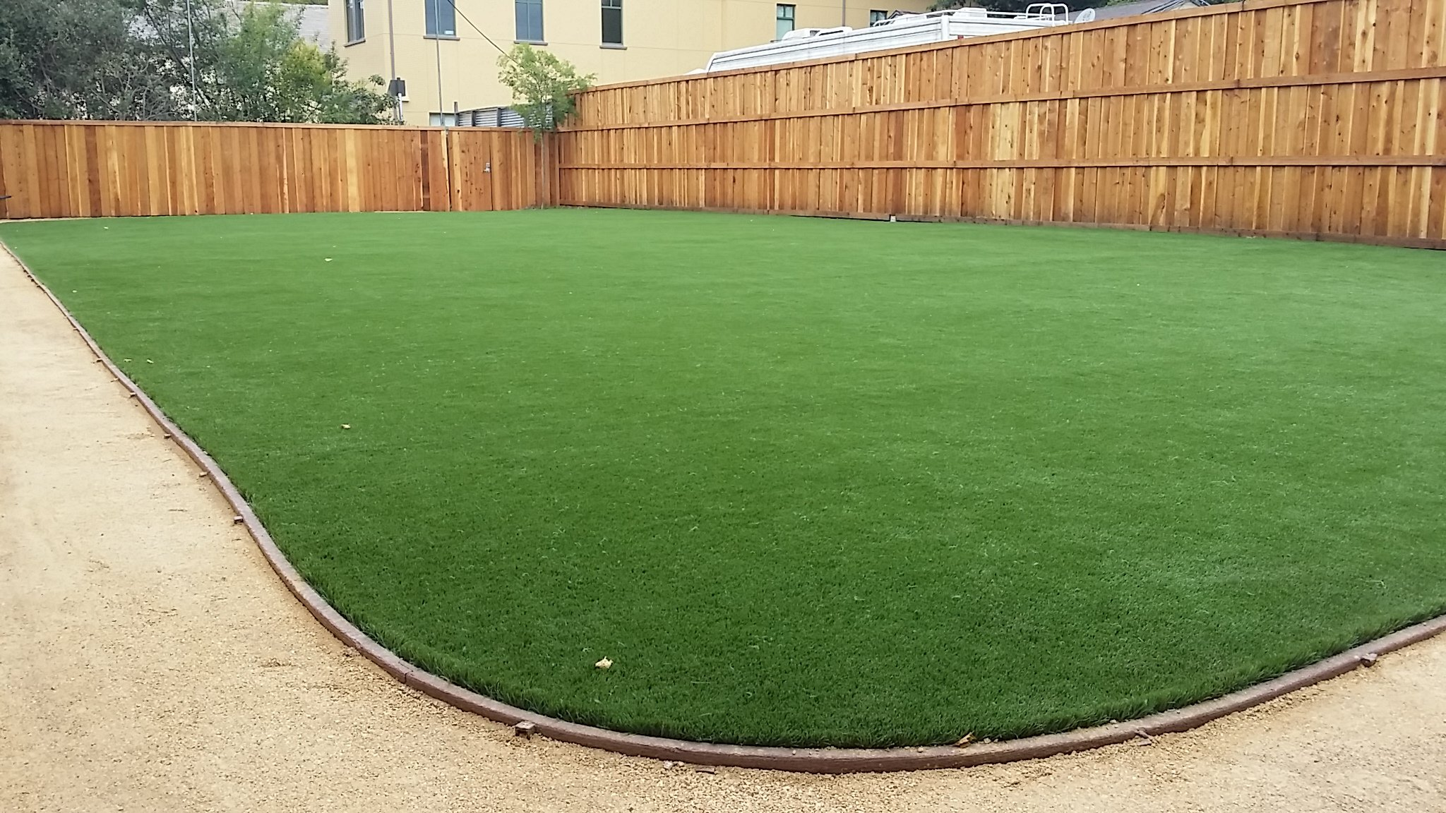artificial turf installation to keep children safe and happy