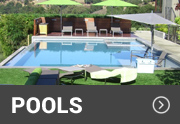 improving a pool area with artificial grass