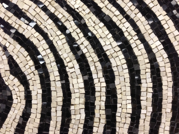 Zebra 2 - Marble and Granite