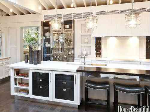 Luxury Kitchen Countertops Design Inspiration From House