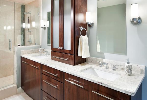 Latest Trend In Kitchen Design White Granite Countertops
