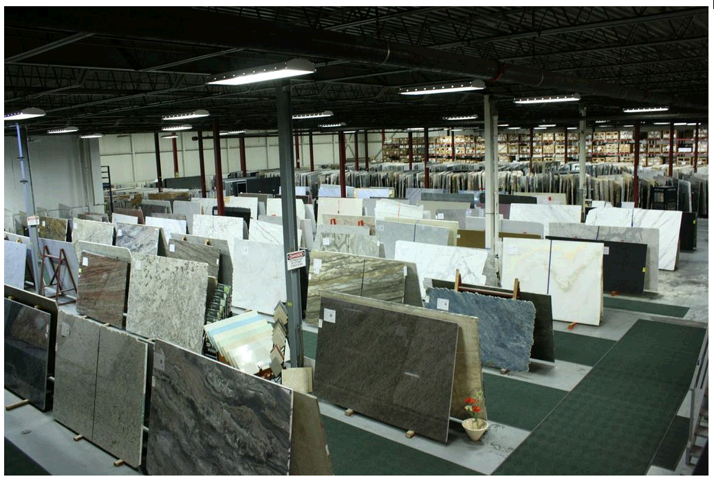 Showroom of Marble and Granite, Inc.