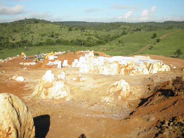 Super White Quarry