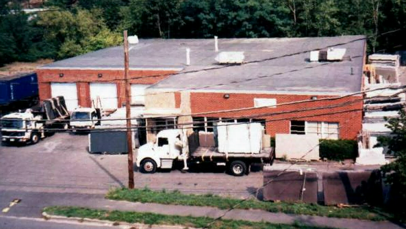 Newton Location of Marble and Granite, Inc. in 1991