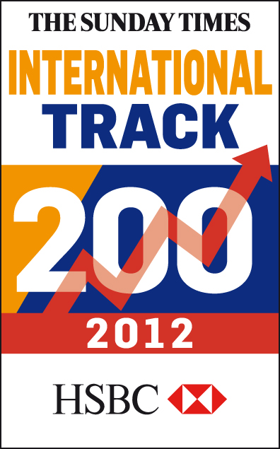 2012 International Track 200 logo