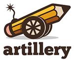 ARTILLERY-FOOTER LOGO