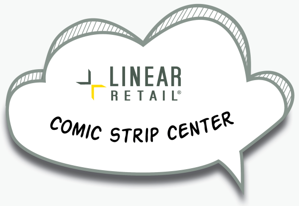 commercial real estate comic logo