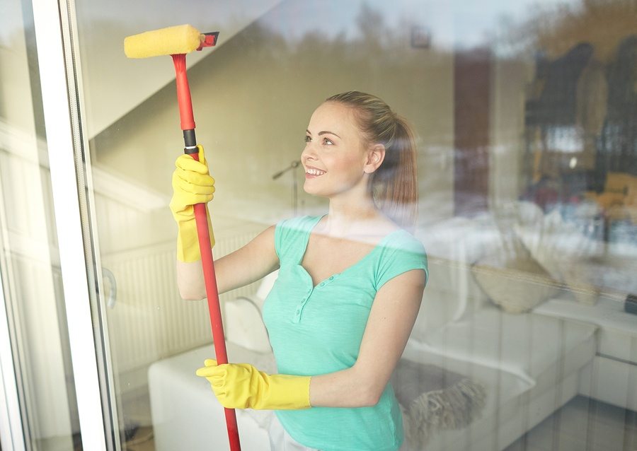 Try these cleaning tips