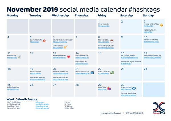 November-2019-Calendar