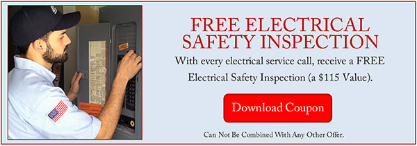 free electrical safety inspection deal falls church va fh furr