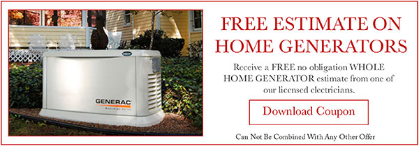 free estimate deal home generator fh furr northern virginia