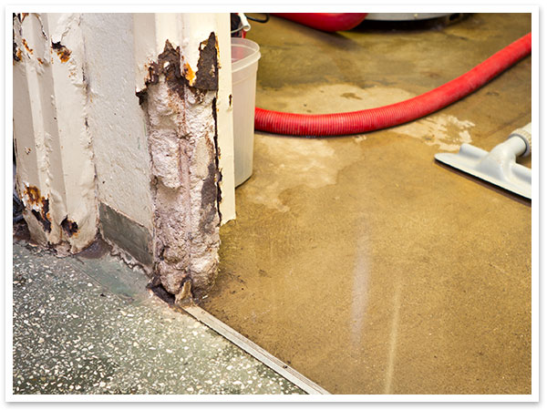 Sump Pump Damage