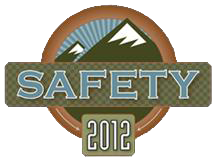 Safety 2012 Logo
