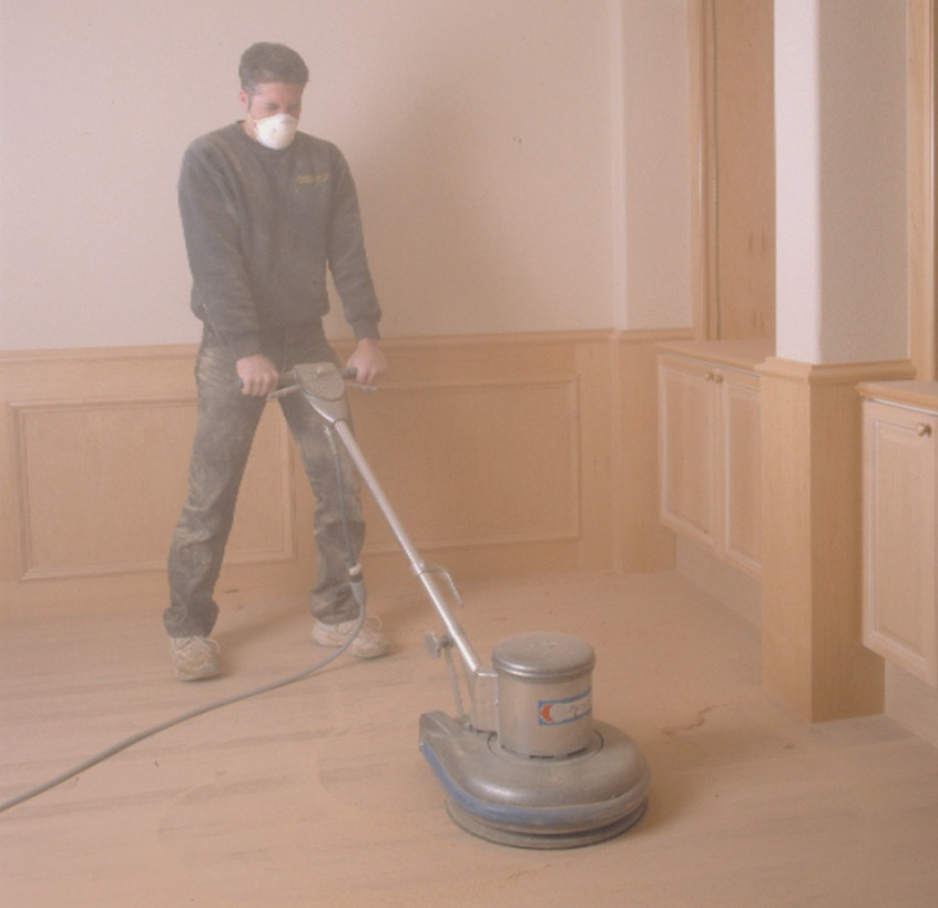 describe the image - 5 Reasons Why DIY Refinishing Can Be A Big Mistake