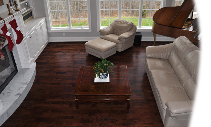 - The Appeal Of Dark Hardwood Floors