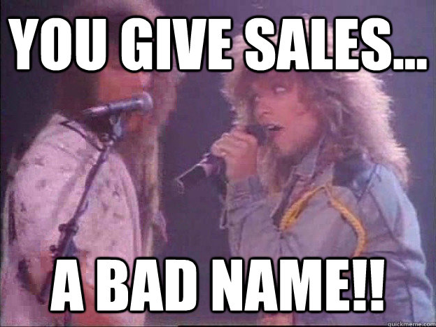 B2B sales leads, sales marketing, lead generation, sales meme