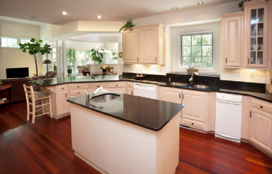 How To Redesign A Kitchen choosing the right flooring for your redesigned kitchen