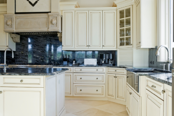 Bringing Harmony To Your Kitchen With Cabinets, Countertops And ...