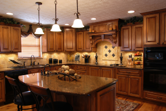 Great Looking Kitchens how to keep your wood kitchen cabinets looking great