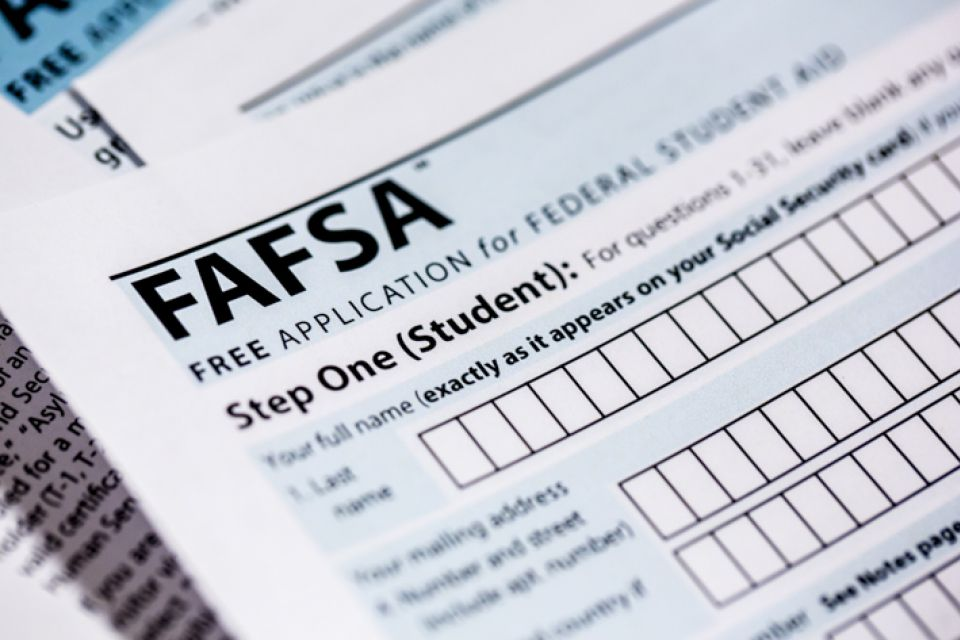 Education Celebration: Three Cheers for the new FAFSA