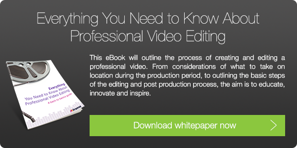 Download our FREE whitepaper on Video Editing