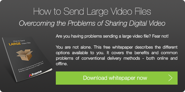 Download our FREE whitepaper: How to Sent Large Video Files