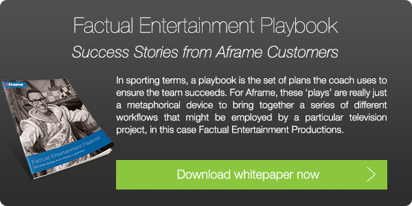 Download our Free Playbook for Factual Entertainment Productions