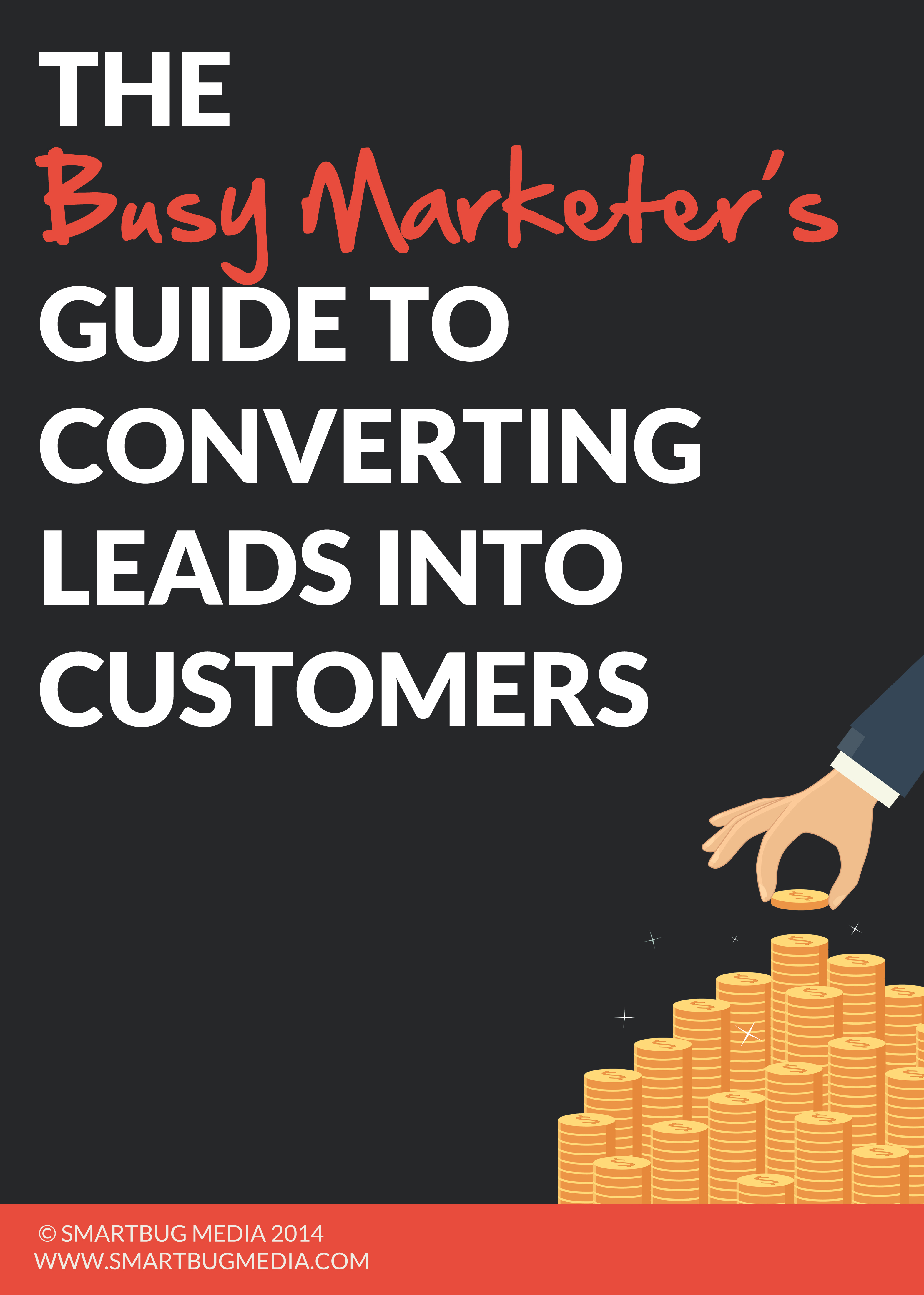 converting leads into customers ebook