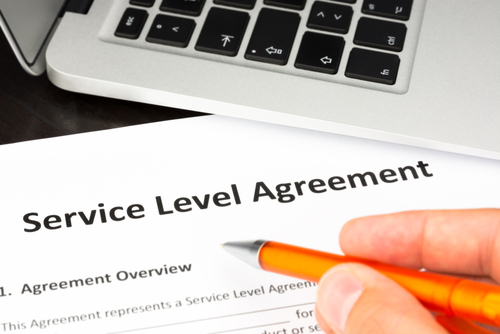Sales Marketing ServiceLevel Agreement The Key to Streamlining – Service Level Agreement