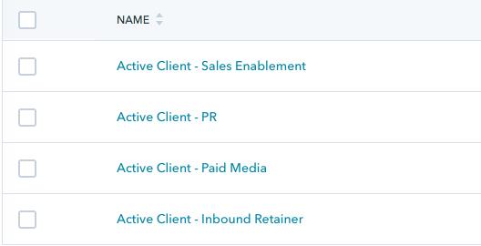 Active-Client-List