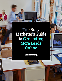 The Busy Marketer's Guide to Generating More Leads Online