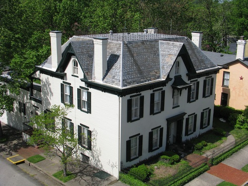 Madison Indiana Slate Roofing Repair Exterior Pro