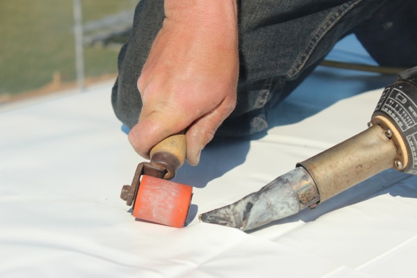 Hot Air Welding Pvc Membrane A Quick Guide