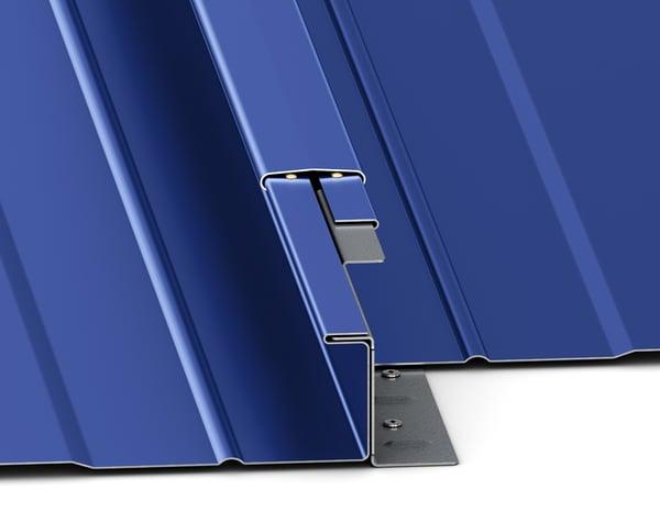 138T Standing Seam Metal Roof