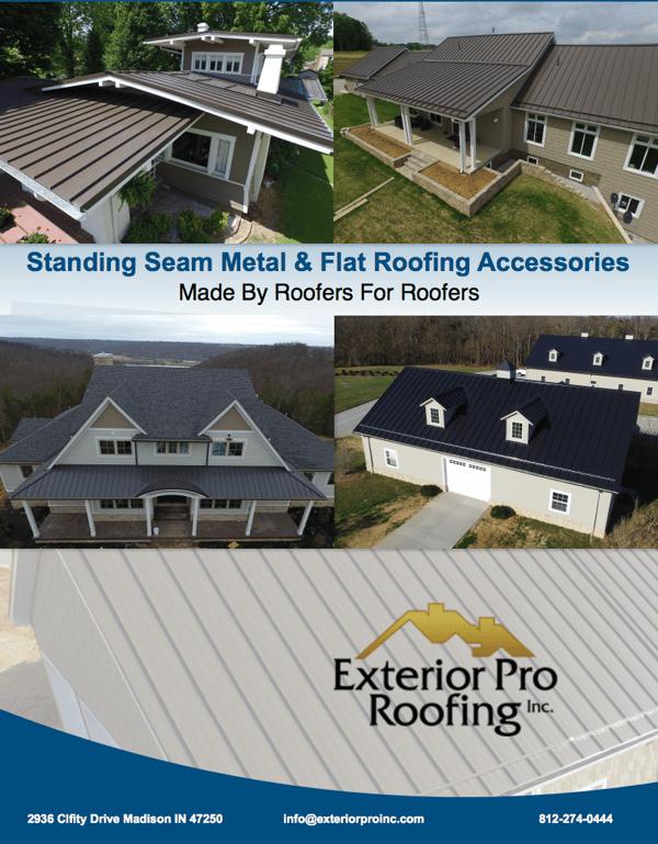 Metal Roof Parts Catalog