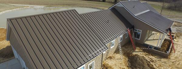 Snap Lock Metal Roof