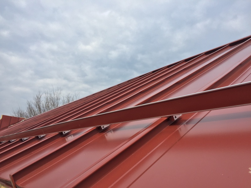 Snow Guards For Standing Seam Metal Roof