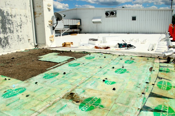 Flat Roofing Exterior Pro Roofing Construction