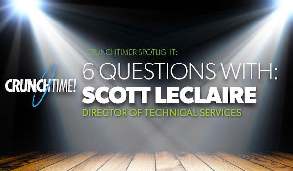 Blog feature image - CrunchTimer spotlight Scott Leclaire-3
